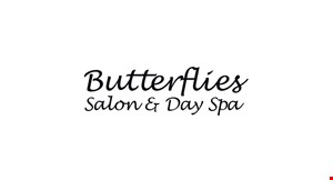 Butterflies Salon and Day Spa logo