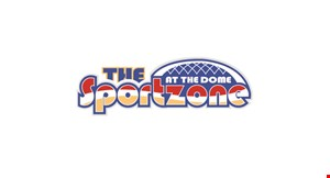 The Sportzone at The Dome logo