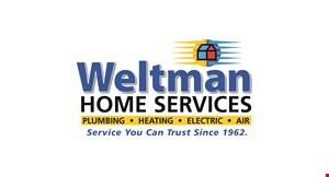 Weltman Home Services logo