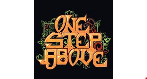 One Step Above logo