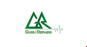 Guru Repairs logo
