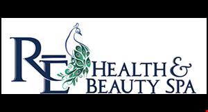 Re Health & Beauty Spa logo