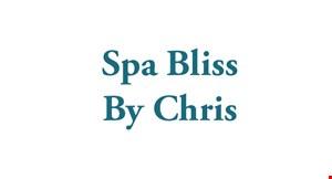 Spa Bliss By Chris logo