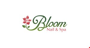 Bloom Nails & Spa logo