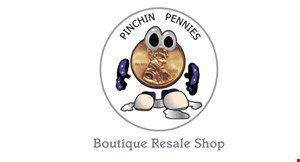 Pinchin  Pennies Resale logo