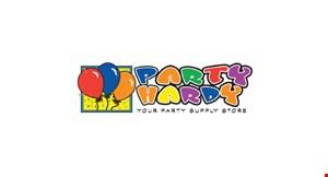 Party Hardy logo