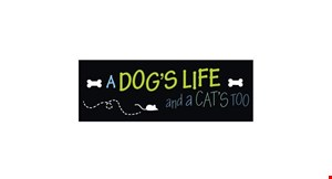A Dogs Life and a Cats Too logo