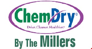 Product image for Chem Dry by the Millers $20 OFF tile & grout clean & seal service