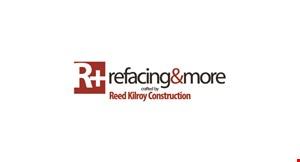 Reed. Kilroy Construction logo