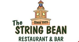 STRING BEAN RESTAURANT logo