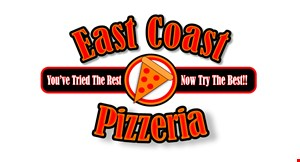 East Coast Pizzeria logo
