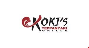 Koki's Teppanyaki Grille logo