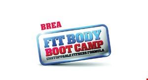 Chino Hills Fit Body Bootcamp logo
