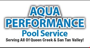 Aqua Performance Pool Service logo