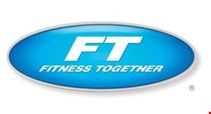 Fitness Together - Steel Creek logo