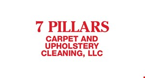 7 Pillars Carpet  and Upholstery logo