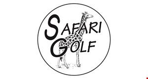 Safari Golf logo