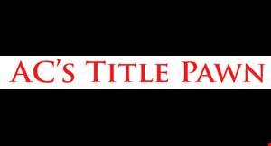 AC's Title Pawn logo