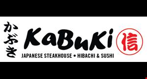 Kabuki Japanese Steakhouse logo