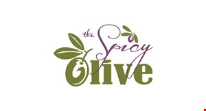 THE SPICY OLIVE logo