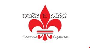 Derb E Cigs logo