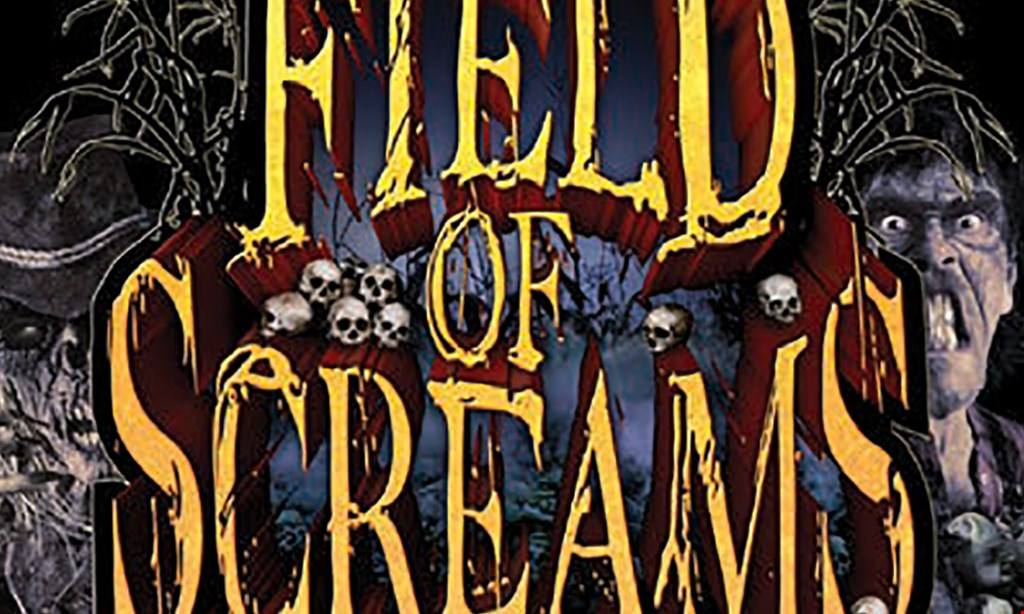 Product image for Field of Screams $5 off (1) zombie run registration. Valid online only at zombiefunrun.com use promo code ZRFOSCC20
