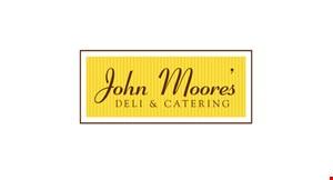 John Moore's Catering logo