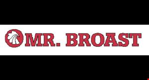 Mr. Broast logo