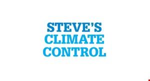 Steve's Climate Control logo