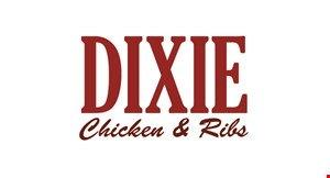 Dixie Chicken and Ribs logo