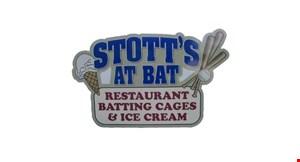 Stotts at Bat logo