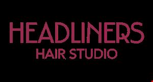 Headliners    Studio logo