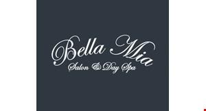 Bella Mia Salon & Day Spa logo