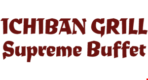 Ichiban Grill Supreme Buffet logo