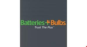 Batteries Plus Bulbs - Reading PA logo