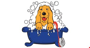 Pampered Paws Pet Grooming logo