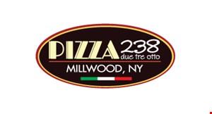 Pizza 238 logo