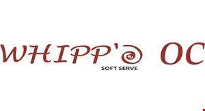 Whipp'd OC logo