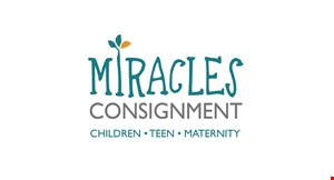 Miracles  Consignment logo