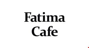 Fatima Cafe logo