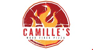 Camille's Wood Fired Pizza logo