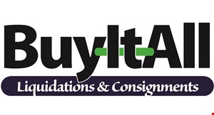 Buy-It-All Liquidations & Consignment logo