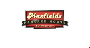 Maxfields Pancake House logo