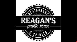 Reagan's Public House logo