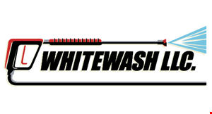 Product image for Whitewash Exterior Pressure Washing $35 Off all services of $250 or more