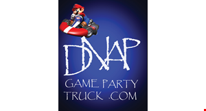 Dnap Game Party Truck logo