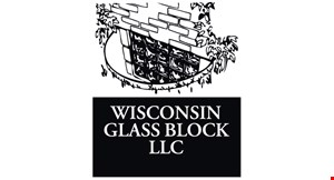 Wisconsin Glass Block logo