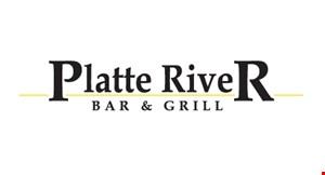 Platte River Bar & Grill logo
