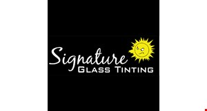 Signature Glass Tinting logo