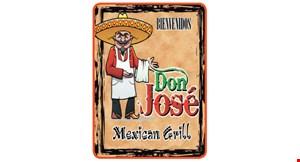 Don Jose Mexican Grill logo